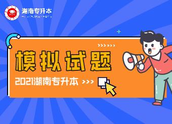 湖南专升本模拟试题-大学语文考试
